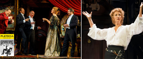 Bernhardt/Hamlet 2019 Tony Awards Costume Nominations by Manhattan Wardrobe Supply