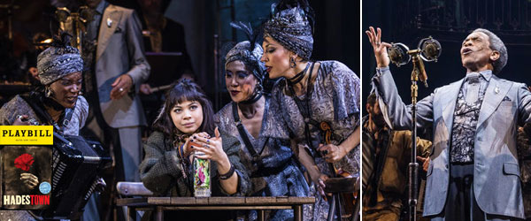 Hadestown 2019 Tony Awards Costume Nominations by Manhattan Wardrobe Supply