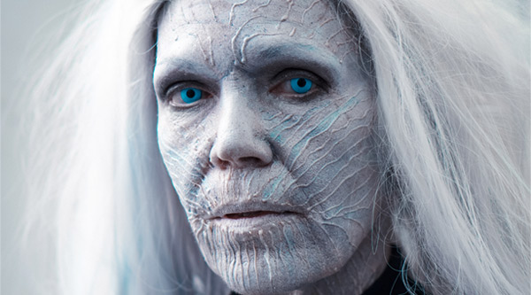 A White Walker Brought to Life by Manhattan Wardrobe Supply