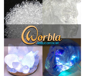 Worbla Crystal Art Our MWS Employee Favorite Products by Manhattan Wardrobe Supply