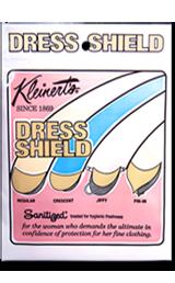 Kleinert's Sew in Dress Shields