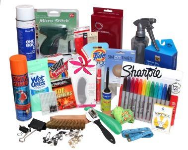 Wardrobe Emergency Kit at Manhattan Wardrobe Supply