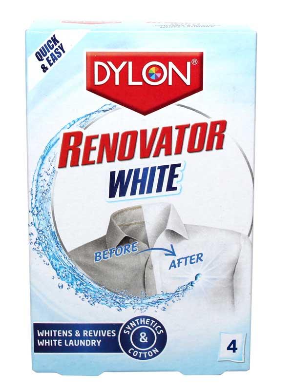 Dylon Renovator White by Manhattan Wardrobe Supply