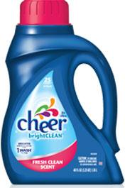 Cheer Bright Clean by Manhattan Wardrobe Supply