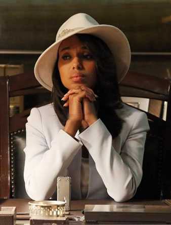 "Olivia Pope in ""Scandal"""