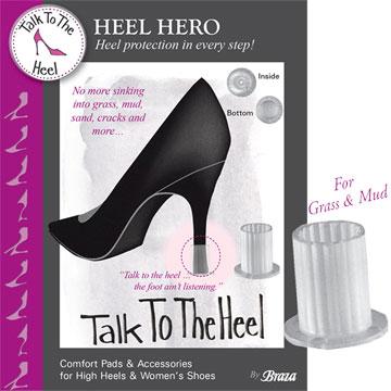Braza Heel Hero by Manhattan Wardrobe Supply