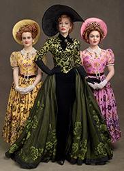 Stepmother Costume by Manhattan Wardrobe Supply