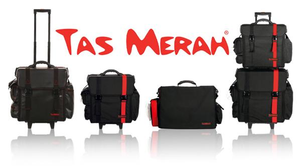 Tas Merah by MWS Pro Beauty