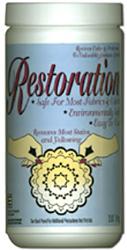 Restoration Fabric Restorer by Manhattan Wardrobe Supply
