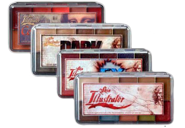Skin Illustrator Palettes by MWS Pro Beauty