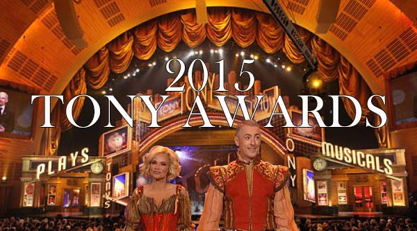 Congratulations to the 2015 Tony Award Winners! by Manhattan Wardrobe Supply