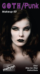 Mehron Goth Character Kit fo Halloween by MWS Pro Beauty