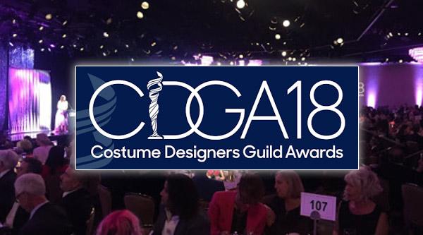 Costume Designers Guild Awards by Manhattan Wardrobe Supply