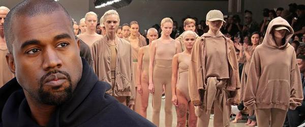 Fashion Week: Men's Kanye West by Manhattan Wardrobe Supply