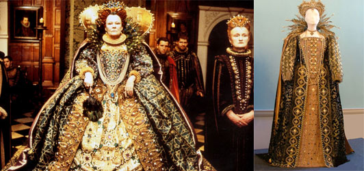Sandy Powell Shakespeare In Love BY Manhattan Wardrobe Supply