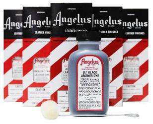 Angelus Leather Dye by Manhattan Wardrobe Supply
