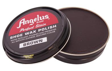 Angelus Shoe Wax Polish by Manhattan Wardrobe Supply