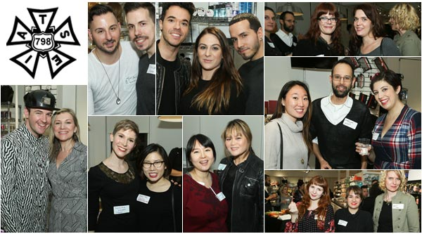 Local 798 Young Workers Social by MWS Pro Beauty