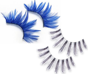Spring Trends 2016 False Eyelashes by MWS Pro Beauty