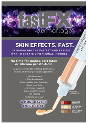 Dermaflage FastFX Kit by MWS Pro Beauty