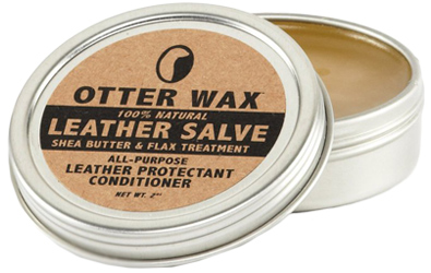 Otter Wax Leather Salve Conditioner by Manhattan Wardrobe Supply