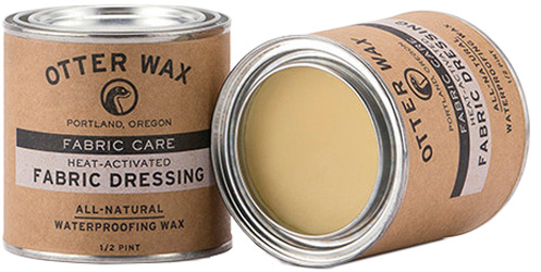 Otter Wax Fabric Dressing by Manhattan Wardrobe Supply