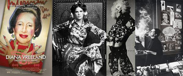Fashion Documentaries: Top 5 Diana Vreeland The Eye Has To Travel by Manhattan Wardrobe Supply