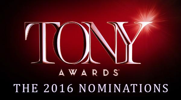 2016 Tony Awards Nominations by Manhattan Wardrobe Supply