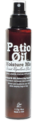 Insect Repellents Jao Brand Patio Oil Moisture Mist by Manhattan Wardrobe Supply