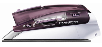 Traveling Light with the Rowenta Steam Iron by Manhattan Wardrobe Supply