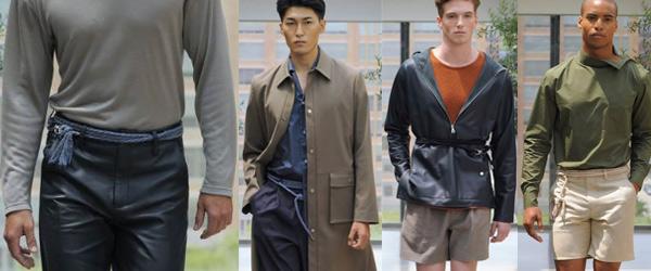 NYFW: Men's Deveaux by Manhattan Wardrobe Suppl