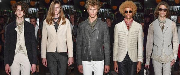 NYFW: Men's John Varvatos by Manhattan Wardrobe Supply