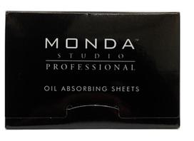 Purse Essentials Monda Studio Professional Oil Blotting Sheets by MWS Pro Beauty