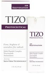 Skincare Routine Tizo AM Rejuvenation by MWS Pro Beauty