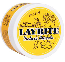 Mens Fashion Week Layrite Pomade by MWS Pro Beauty