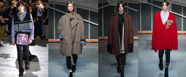 New York Fashion Week Raf Simons by Manhattan Wardrobe Supply