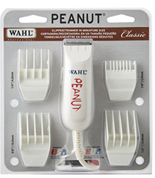 Mens Fashion Week Wahl Professional Palm Size Peanut Clipper/Trimmer by MWS Pro Beauty
