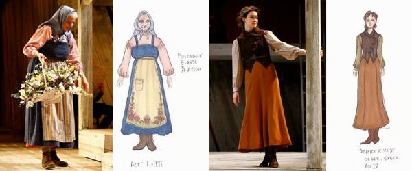 Costume Designer Tracy Christensen by Manhattan Wardrobe Design