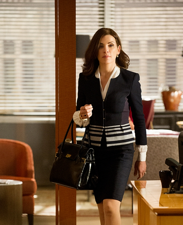 The Good Wife Alicia deigned by Daniel Lawson