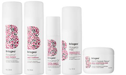 Briogeo Summer Hair By MWS Pro Beauty