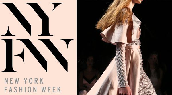 New York Fashion Week September 2017 by Manhattan Wardrobe Supply
