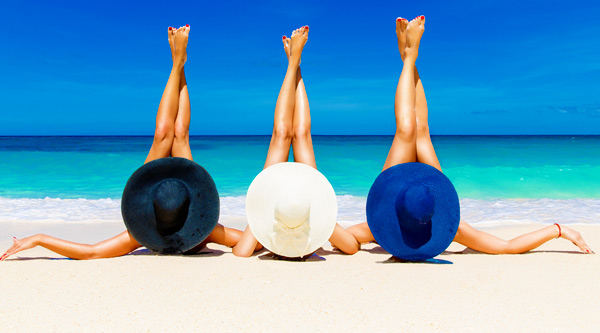 5 Essential Beach Glow Products by MWS Pro Beauty