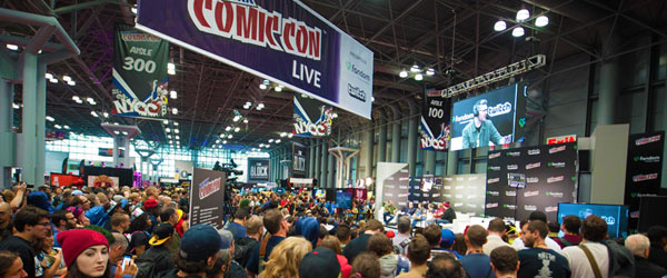 The Crowd We Fell In Love With At Comic Con by Manhattan Wardrobe Supply