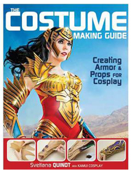 Cosplay Books Holiday Gift Guide by Manhattan Wardrobe Supply