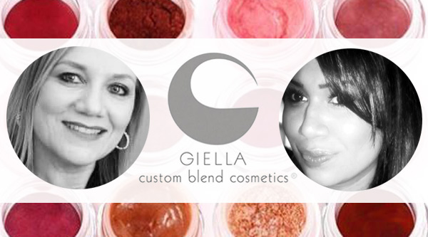 GIELLA Custom Blending with Giella & Erica by MWS Pro Beauty