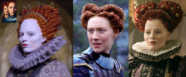 2019 Makeup and Hairstyling Oscar Nominations Mary Queen Of Scots by Manhattan Wardrobe Supply