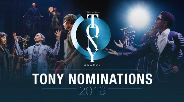 2019 Tony Awards Costume Nominations by Manhattan Wardrobe Supply