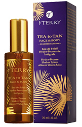 By Terry Tea To Tan Face & Body-Summer Edition Get A Summer Glow Without The Sun by MWS Pro Beauty