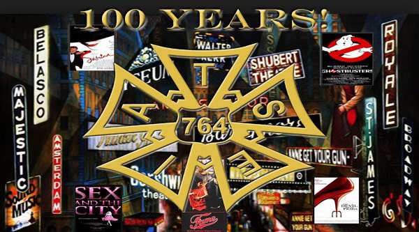 Local 764 I.A.T.S.E. Celebrates 100 Years by Manhattan Wardrobe Supply