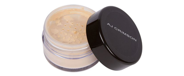 AJ Crimson Universal Finishing Powder - 21g Cosplay To Drag Through Makeup by MWS Pro Beauty